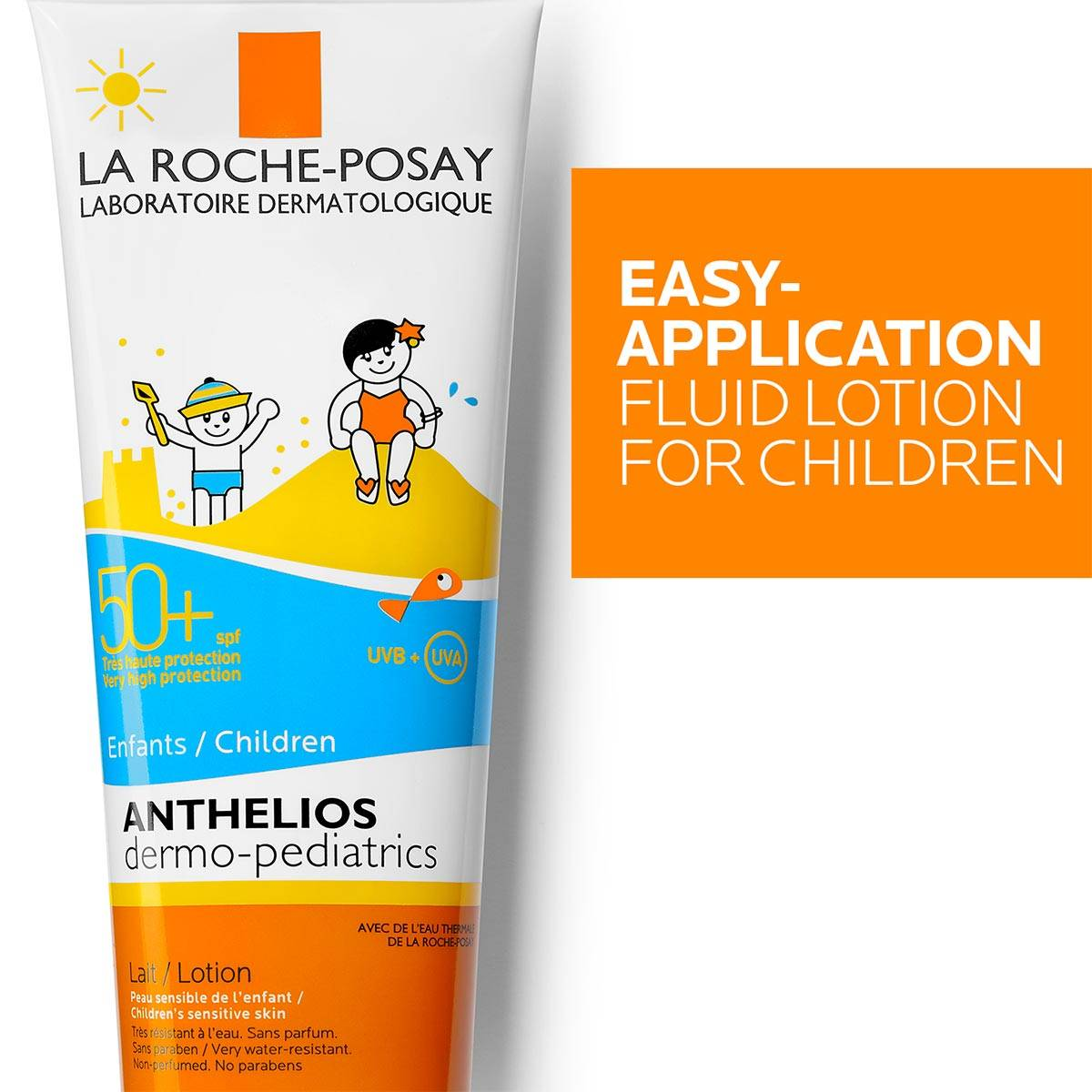 La Roche Posay ProductPage Sun Anthelios DP Spf50 Smooth Lotion 250ml