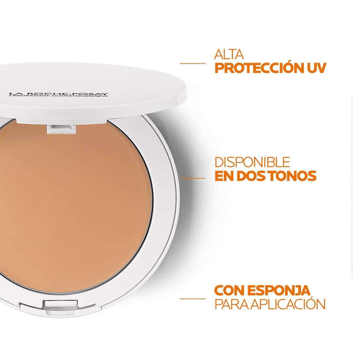 la roche posay compact cream shade 1 e retail back