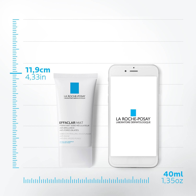 La Roche Posay ProductPage Acne Effaclar Mat Sebo Controlling 40ml 333