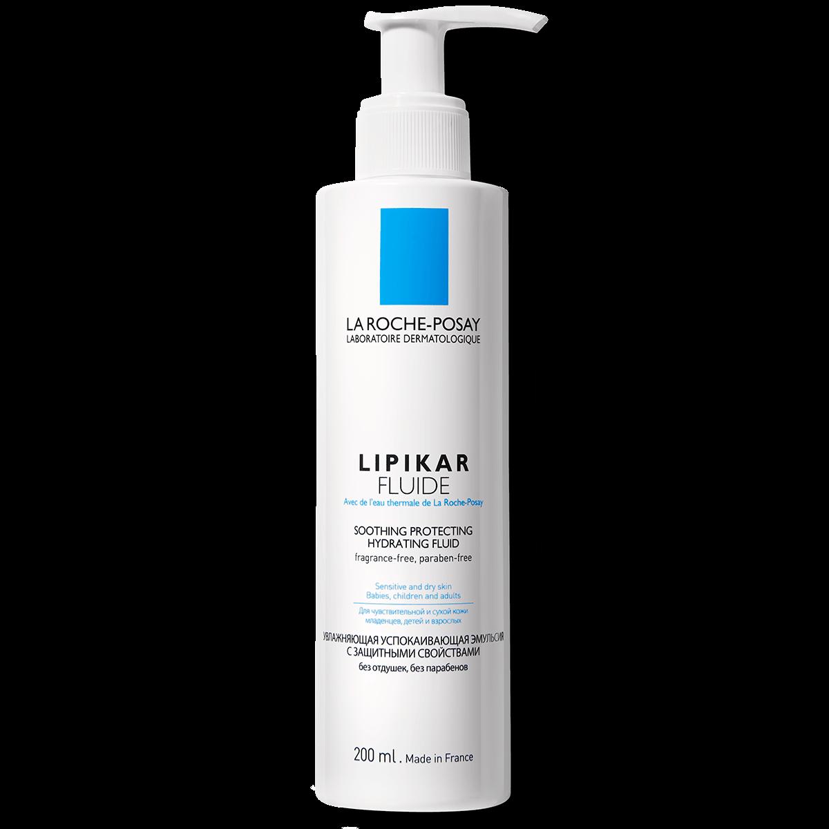 La Roche Posay ProductPage Eczema Lipikar Fluide 200ml 3337872420603 F