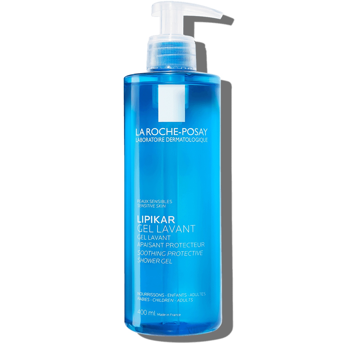 La Roche Posay Body Cleanser Lipikar Gel Lavant 400ml 3337872418785 Fr